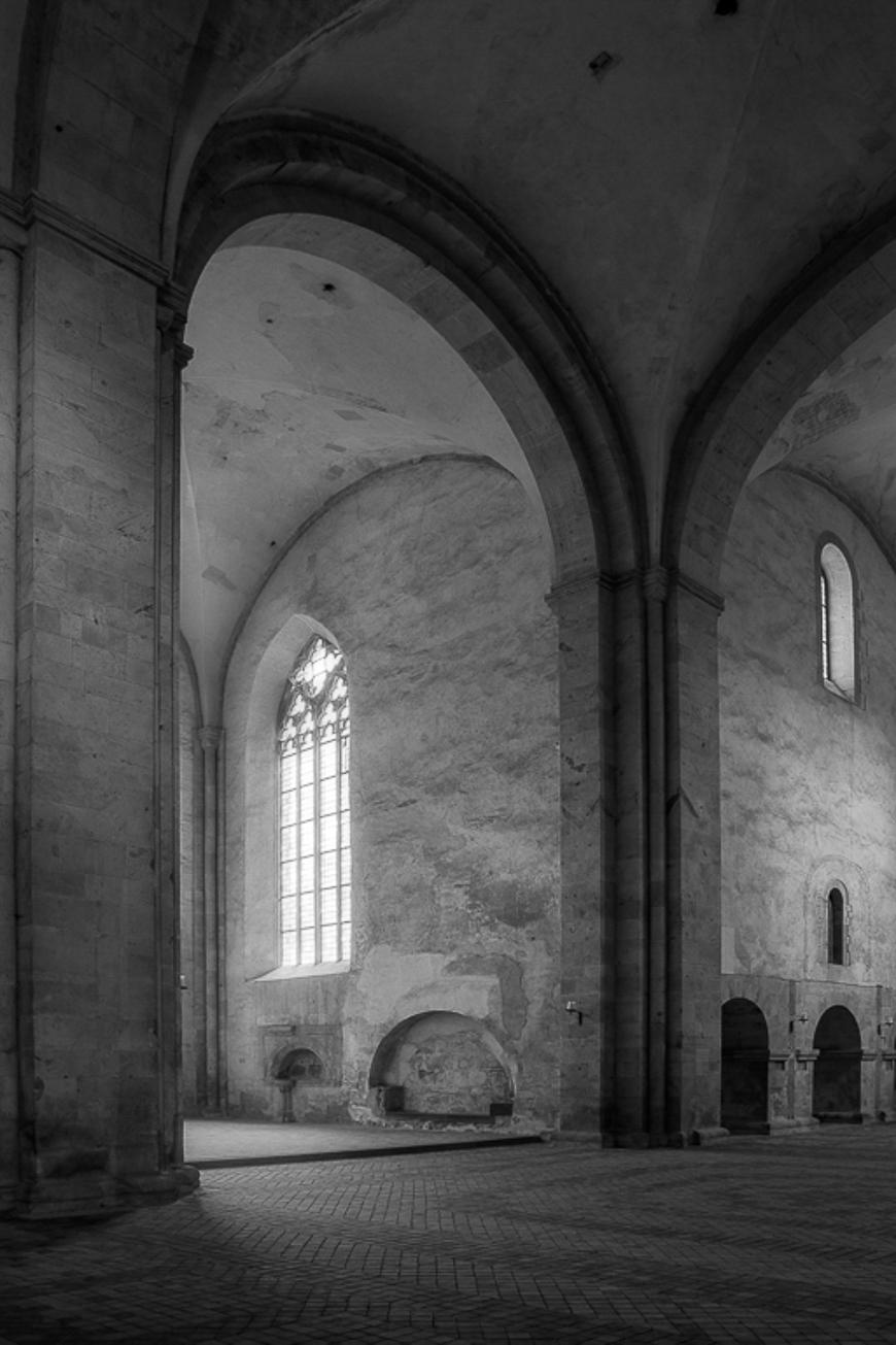 Abtei Eberbach Chor