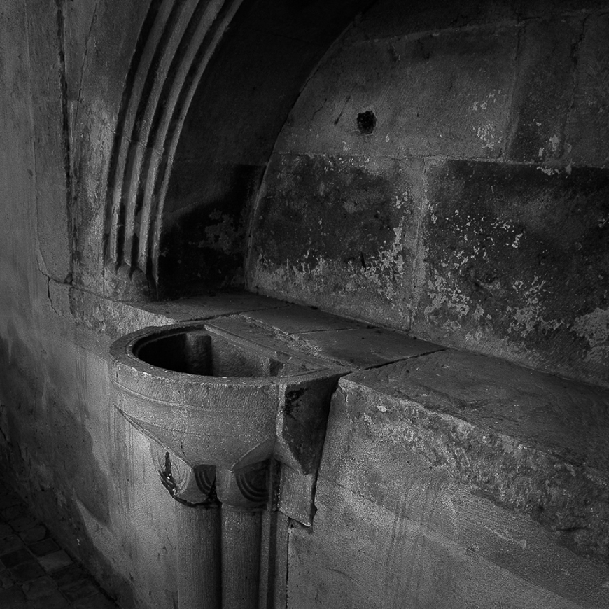 Abtei Eberbach Studie 1