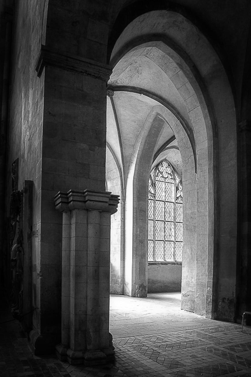 Abtei Eberbach Studie 3