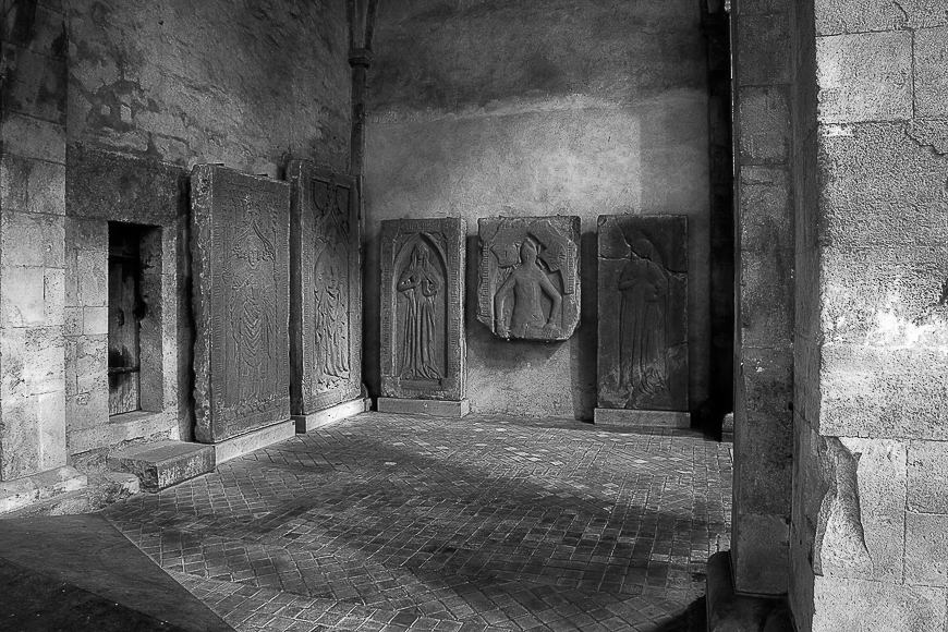 Abtei Eberbach Studie 4
