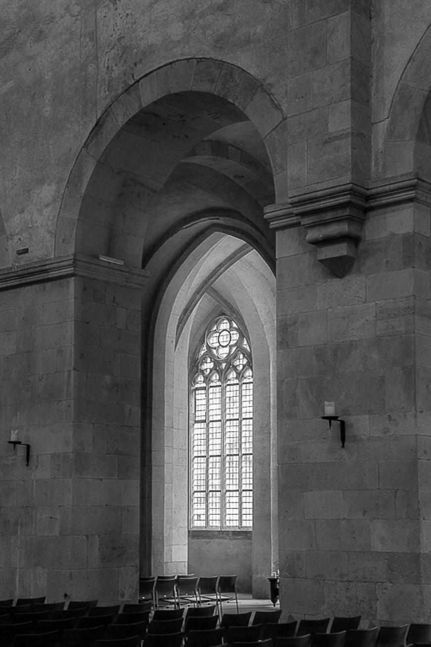 Abtei Eberbach Studie 5