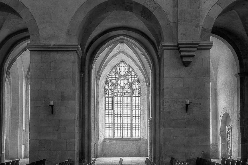 Abtei Eberbach Studie 6