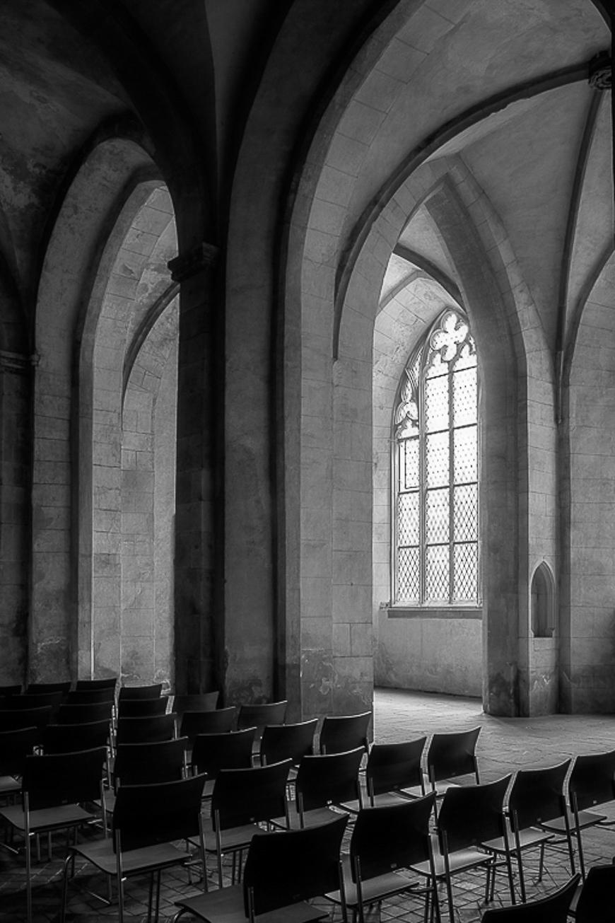 Abtei Eberbach Studie 7