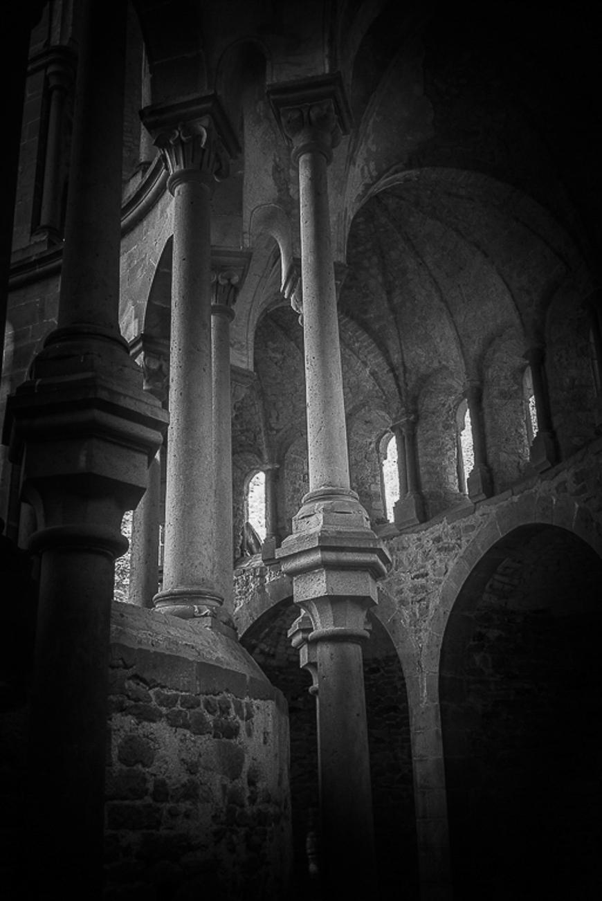 Abtei Heisterbach Studie 1