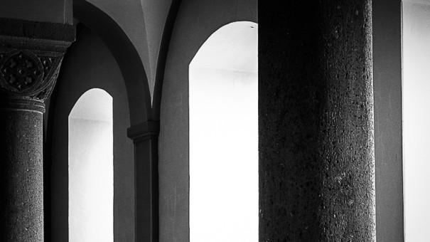 Abtei Maria Laach Kapitelsaal