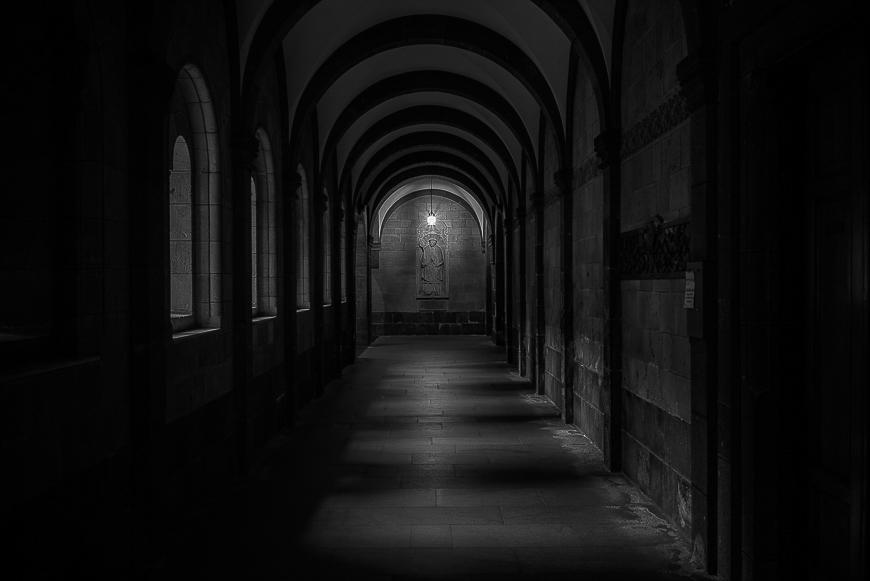 Abtei Maria Laach Kreuzgang
