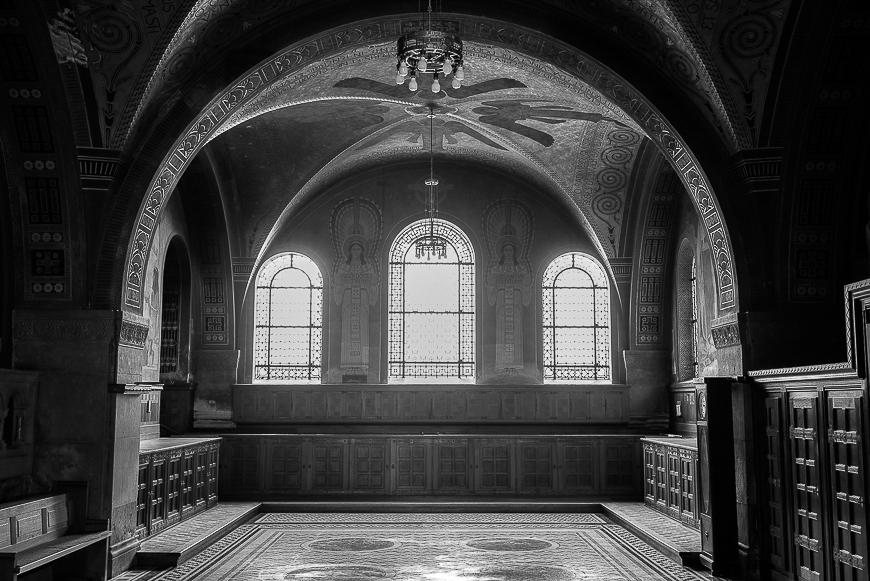 Abtei Maria Laach Sakristei 1