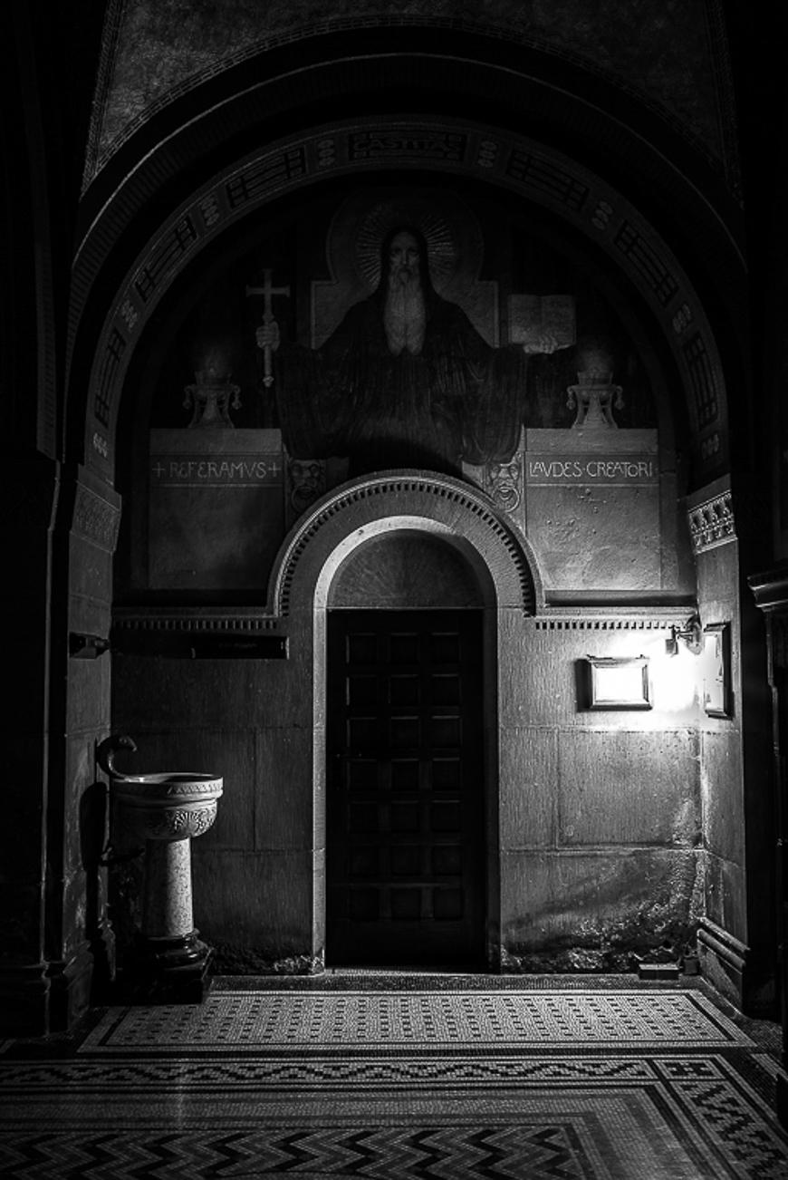 Abtei Maria Laach Sakristei 2