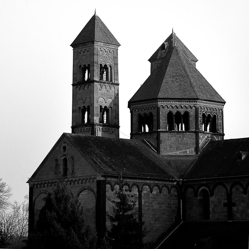 Abtei Maria Laach Studie 1