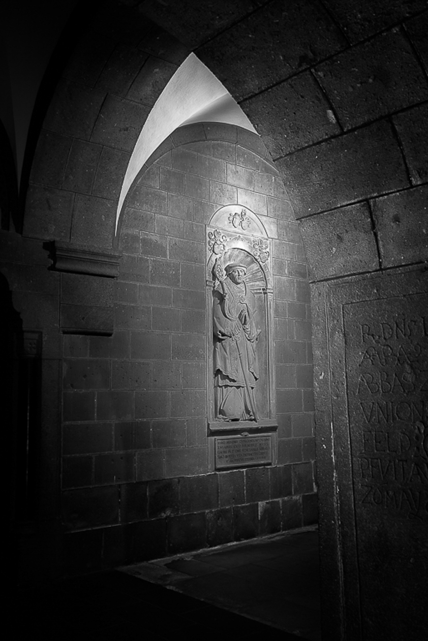 Abtei Maria Laach Studie 10