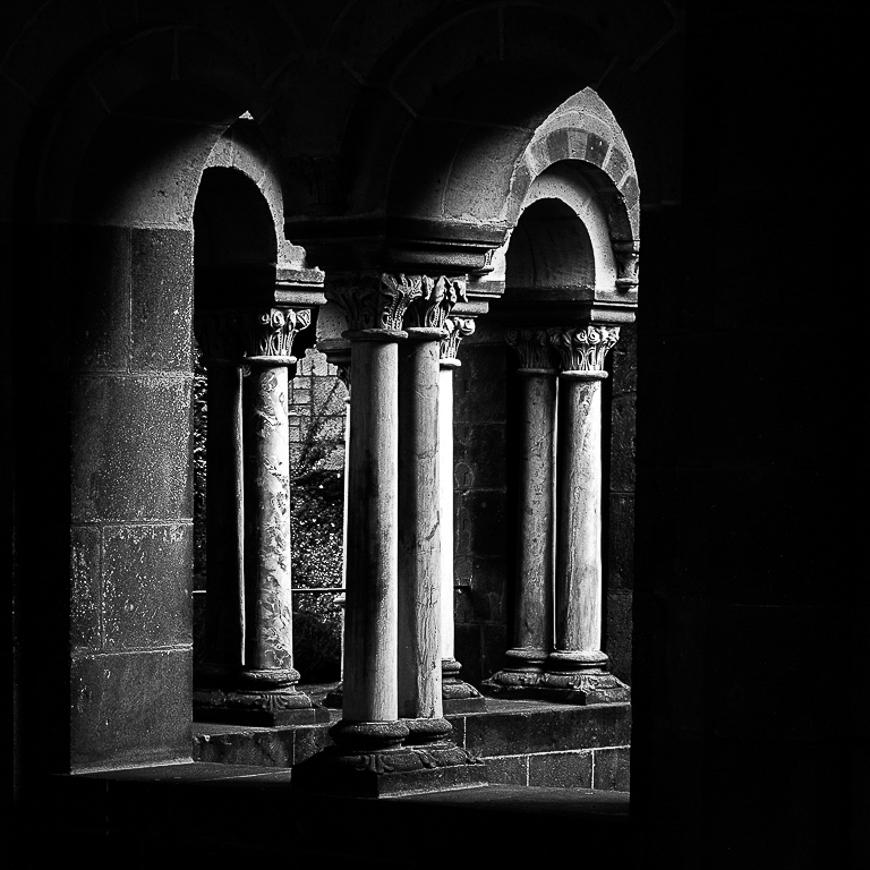 Abtei Maria Laach Studie 11