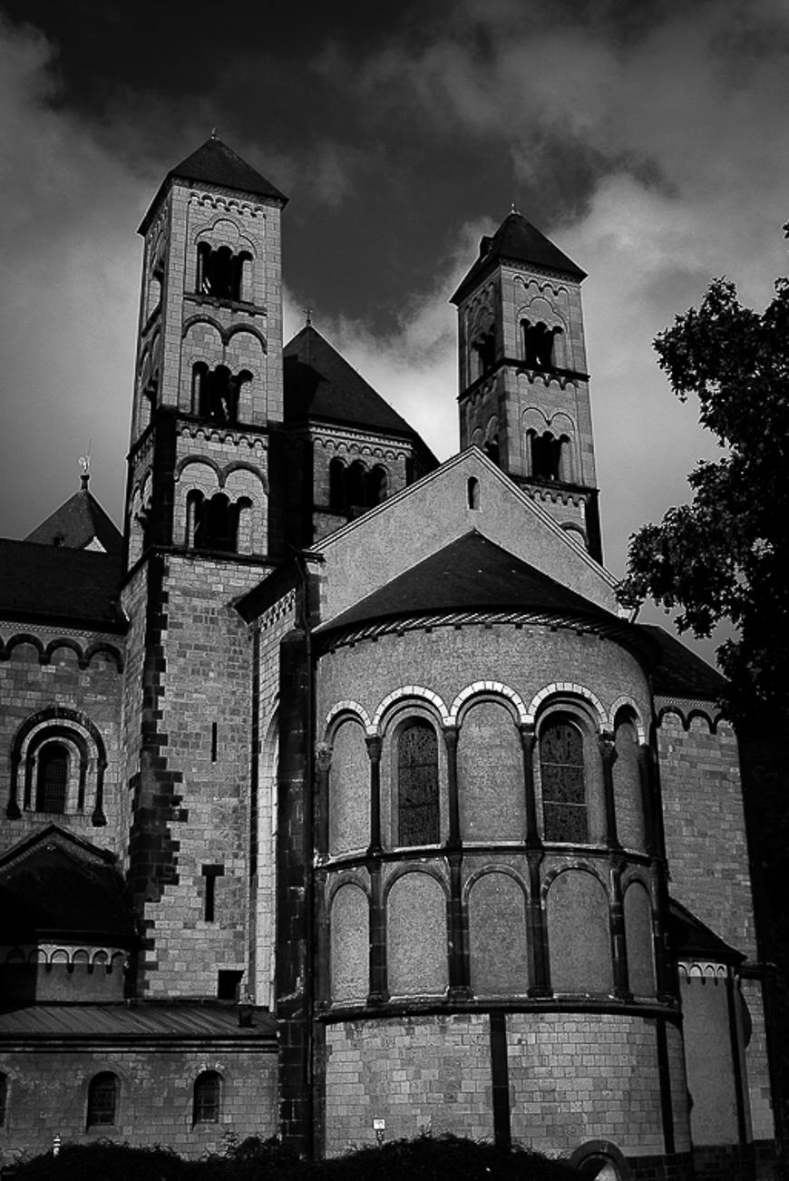 Abtei Maria Laach Studie 12
