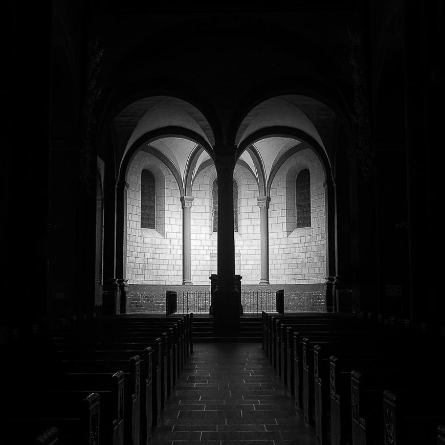 Abtei Maria Laach Studie 6