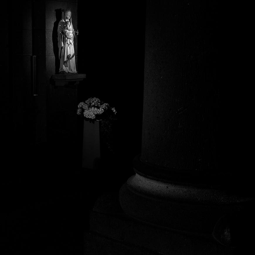 Abtei Maria Laach Studie 7