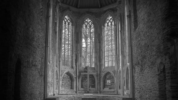Abtei Rommersdorf Chor