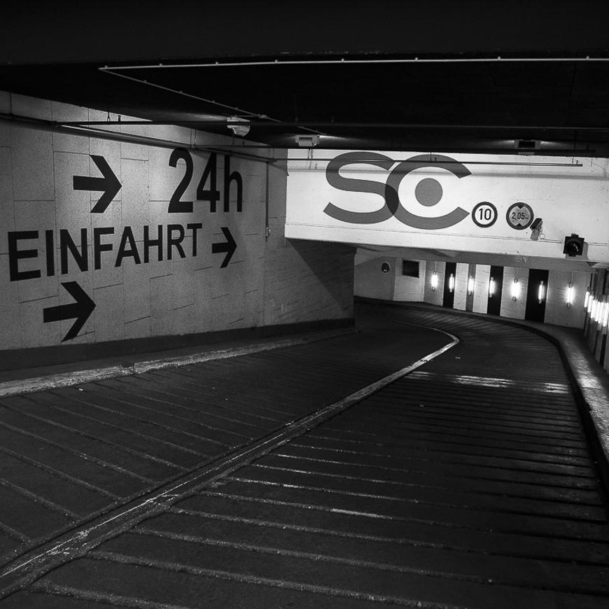 Koblenz Gewa Parkhaus