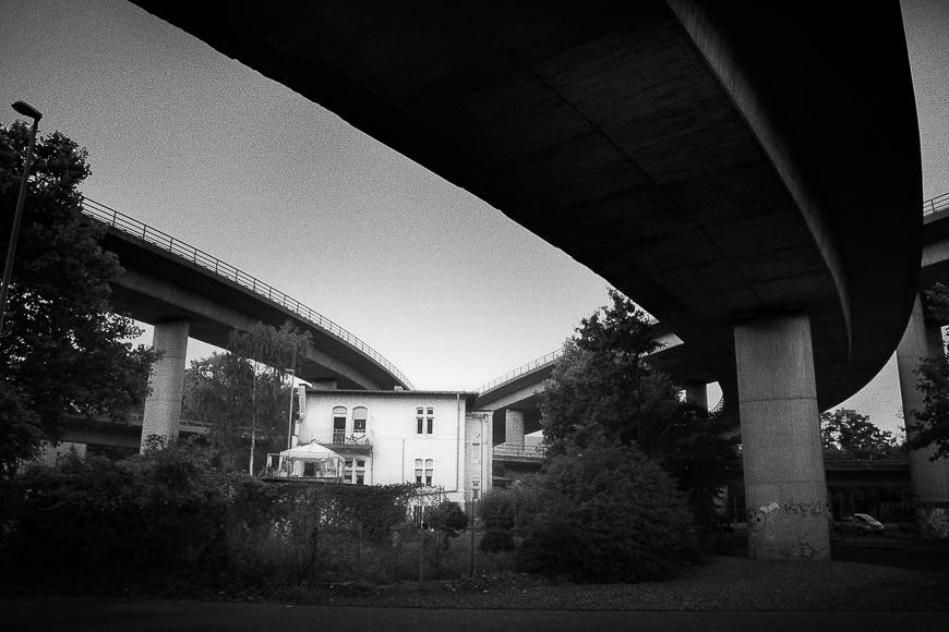Koblenz Südbrückenidyll