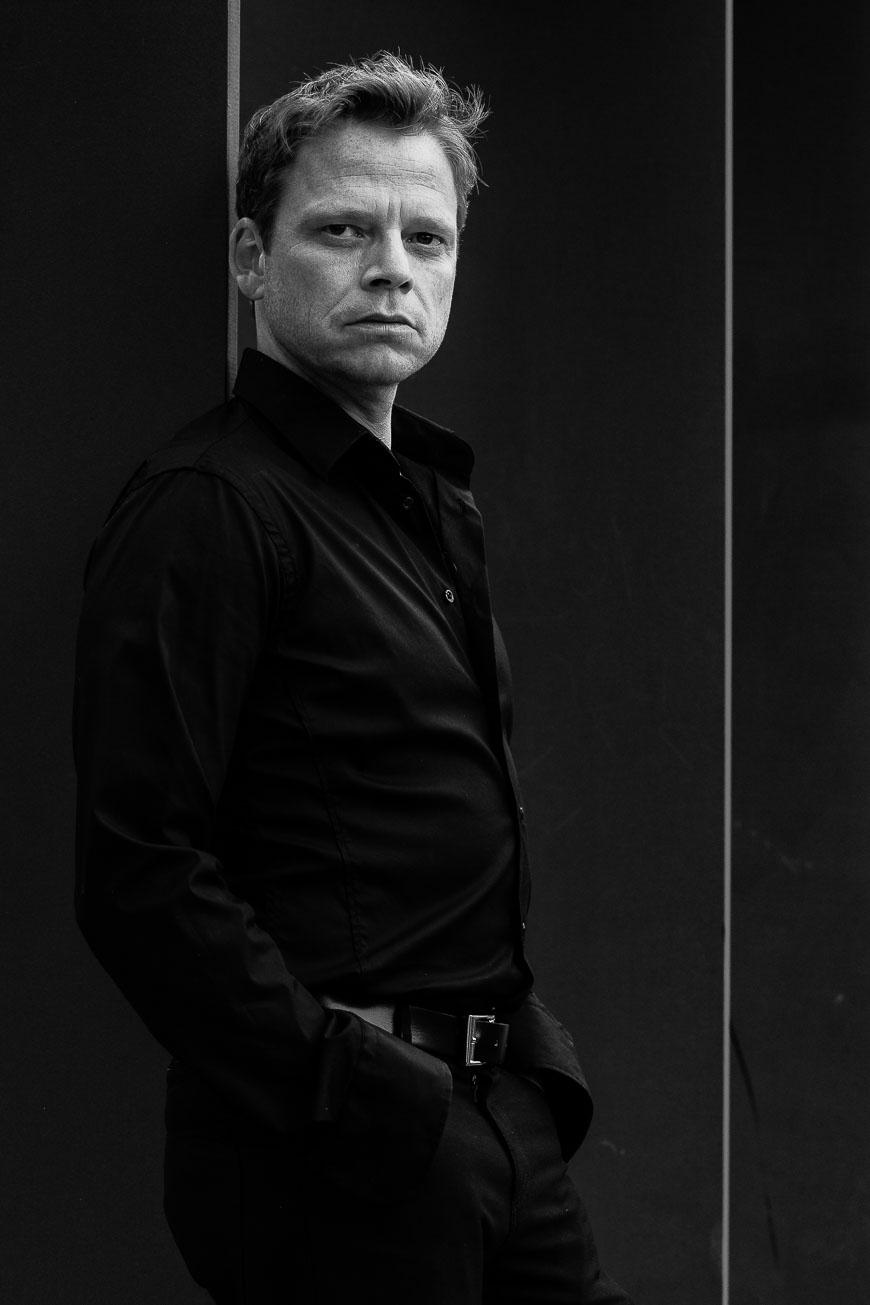 Portraitstudie 8 - Foto Stefan Hahn