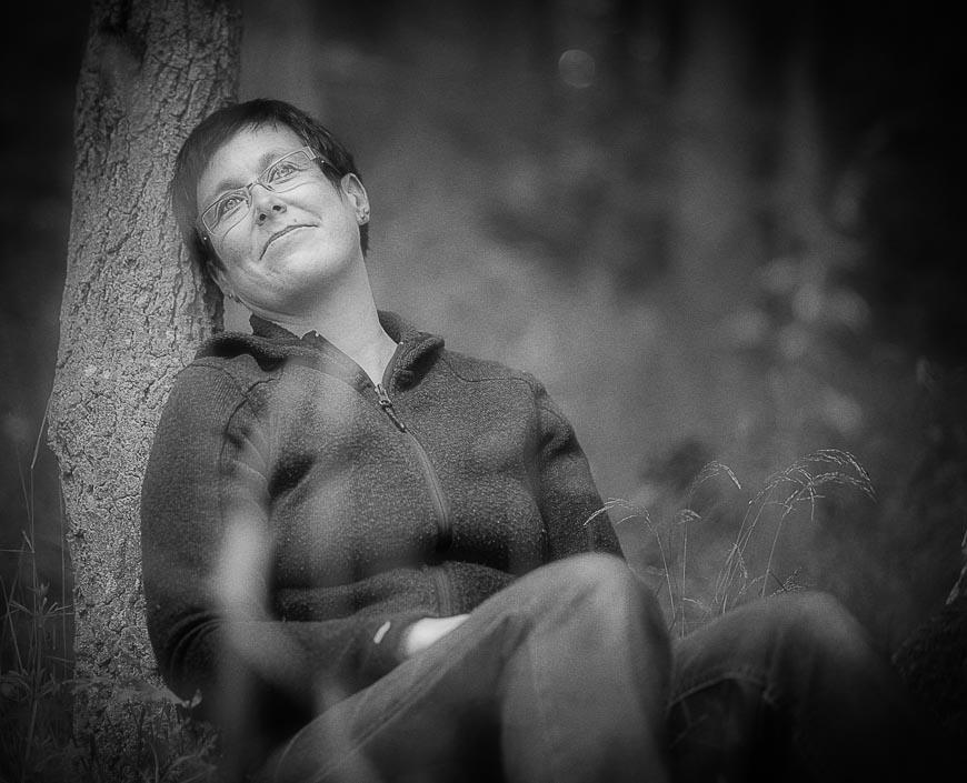 Portraitstudie 9 - Foto Stefan Hahn