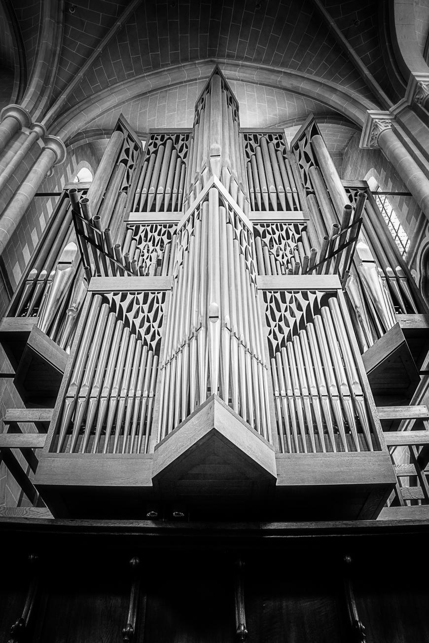 Große Rieger Orgel Marienstatt Studien (1 von 20)