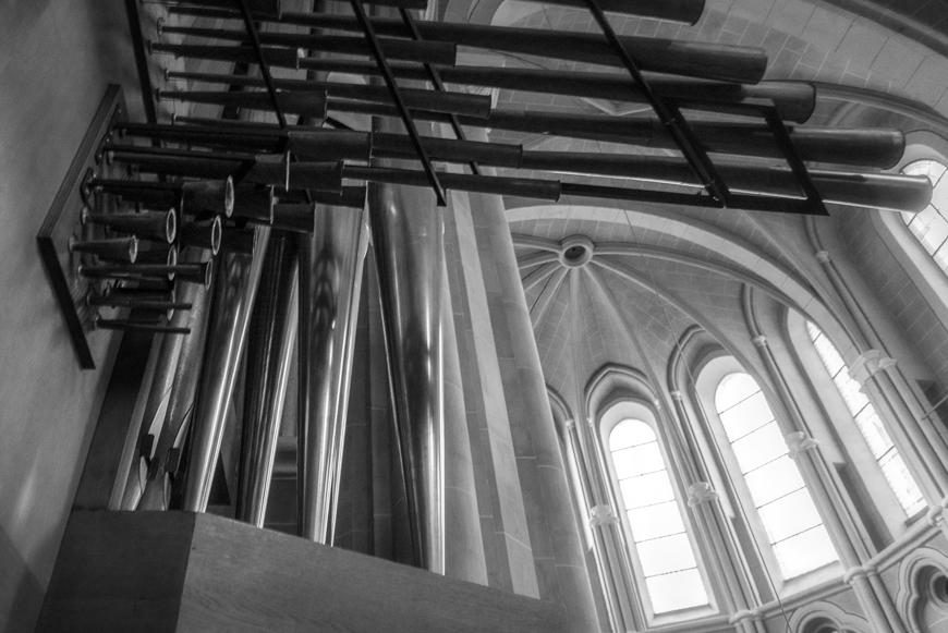 Große Rieger Orgel Marienstatt Studien (12 von 20)