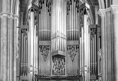 Große Rieger Orgel, Abtei Marienstatt