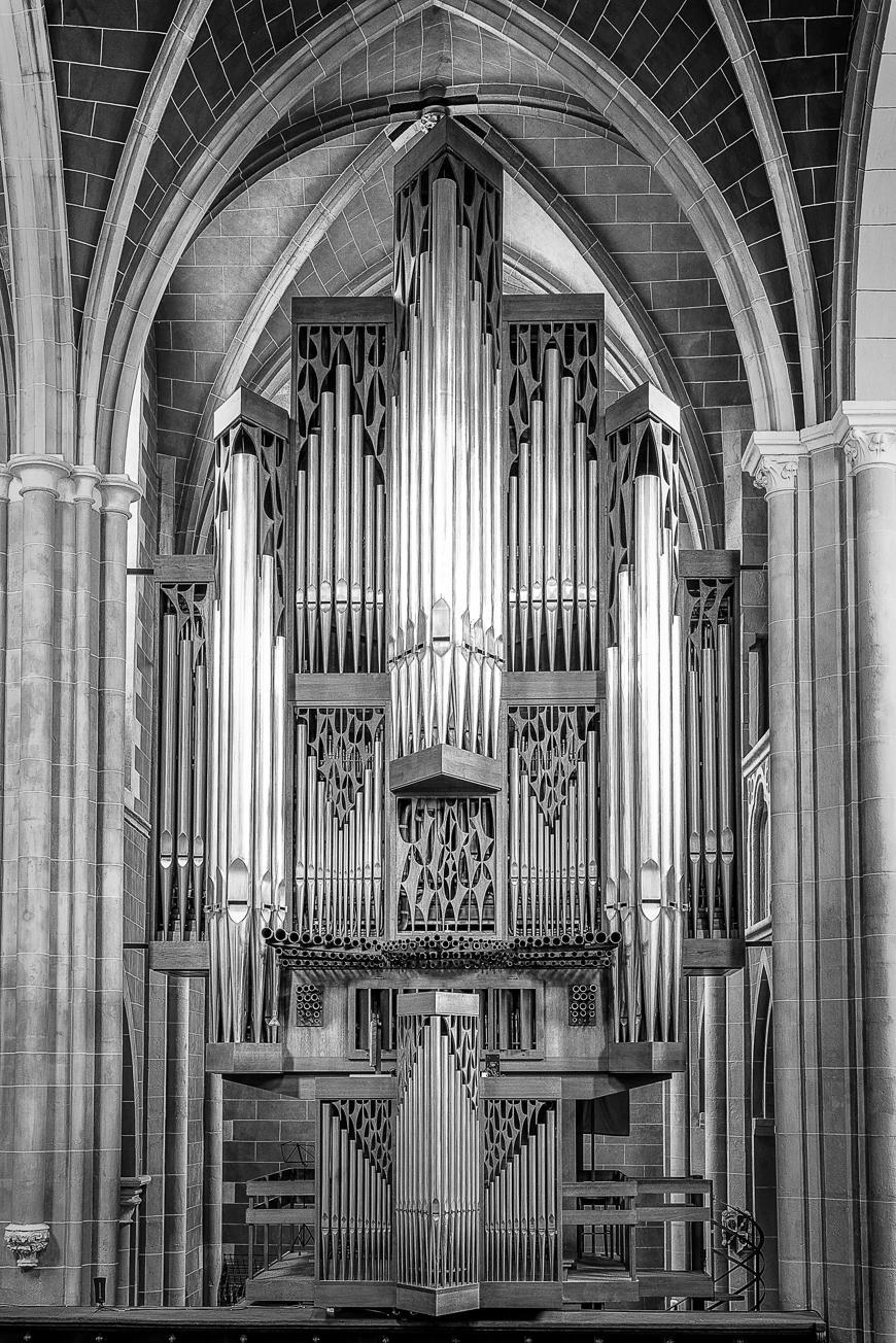 Große Rieger Orgel Marienstatt Studien (16 von 20)