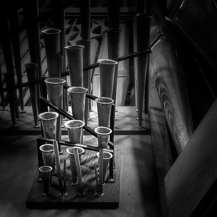 Große Rieger Orgel Marienstatt Studien (4 von 20)