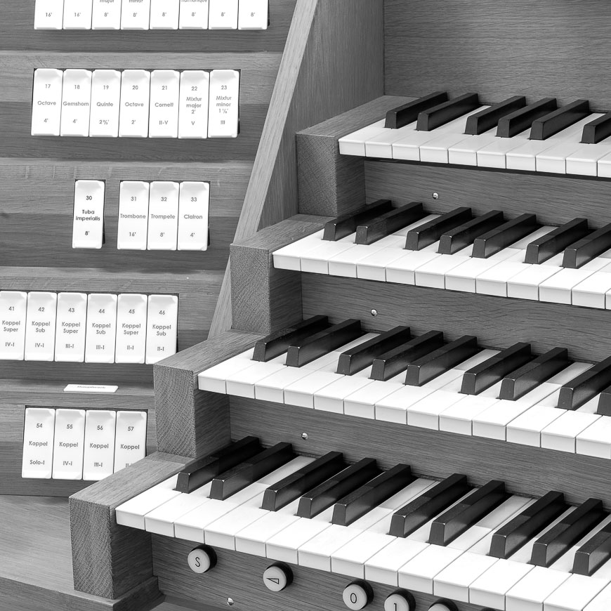 Eule Orgel Studie Konstantin Basilika Trier (1 von 15)