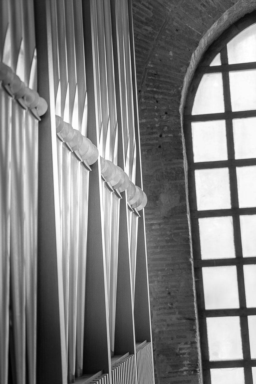 Eule Orgel Studie Konstantin Basilika Trier (11 von 15)