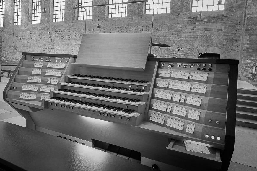 Eule Orgel Studie Konstantin Basilika Trier (4 von 15)