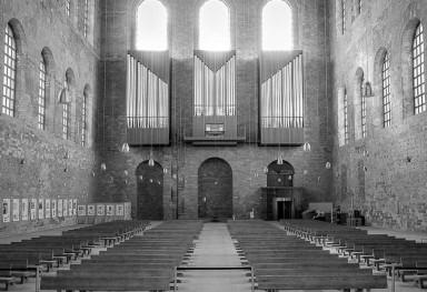 Eule Orgel, Konstantin-Basilika Trier