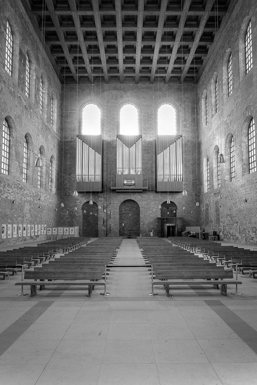 Eule Orgel Studie Konstantin Basilika Trier (7 von 15)